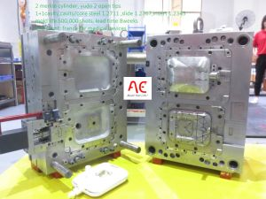 Plastic Mould Customed for Medical Device Plastic Shell Parts pictures & photos