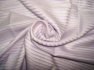 Jacquard Twill Stripe Yarn Dyed Shirting Fabric pictures & photos