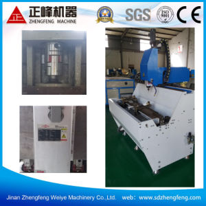 CNC Processing Center for PVC Doors pictures & photos