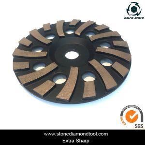 "7"" Stone Concrete Diamond Australia Cup Grinding Wheel pictures & photos"