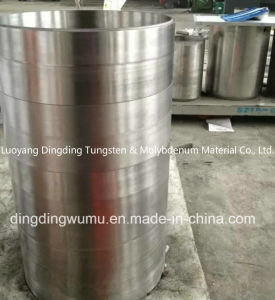 Pure Tungsten Cylinder for Sapphire Crystal Growth Vacuum Furnace pictures & photos