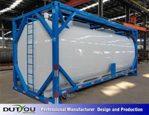 20ft ISO Standard Frame Tank Container (BR TANK 2004)
