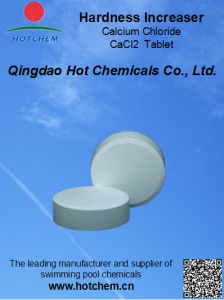 Water Hardness Calcium Chloride for Swimming Pool Use pictures & photos