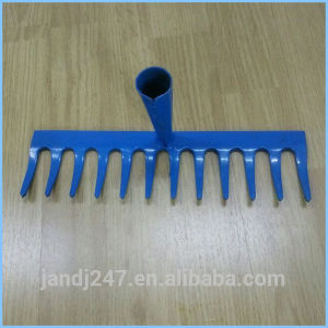 Carbon Steel Garden or Farming Rake with Low Price pictures & photos