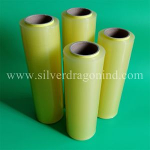 Transparent PVC Cling Film for Meat Wrapping pictures & photos