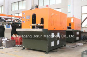 Semi Automatic PETG Bottle Blow Molding Machinery pictures & photos