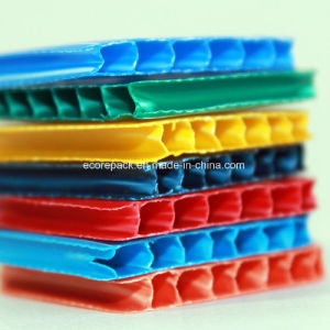 Corrugated Plastic Sheet Manufacturers pictures & photos