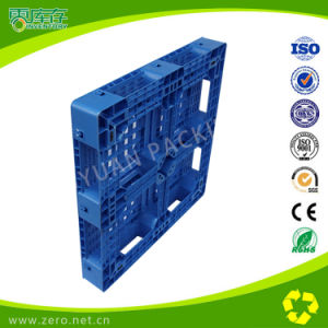 1 Ton Euro Standard Double Side Plastic Pallet pictures & photos