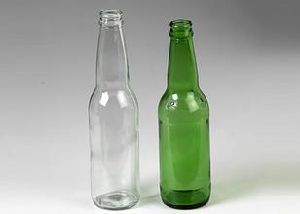 Amber Beer Glass Bottle pictures & photos