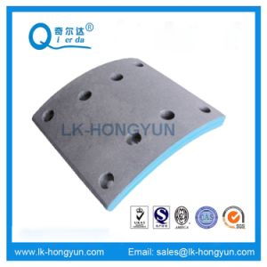 High Quality Non Asbetsos Brake Lining MP31 19486 for Benz Truck pictures & photos