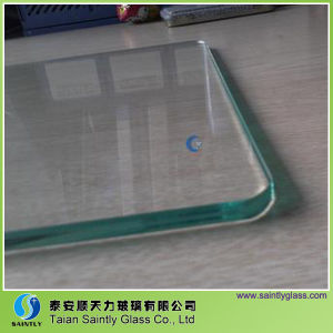 Clear Tempered Glass Panel/Toughened Glass for Furniture and Building pictures & photos