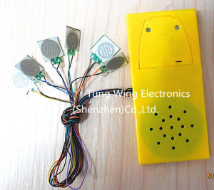 6 Buttons Sound Module/Pad for Kid′s Book (TS-001) pictures & photos