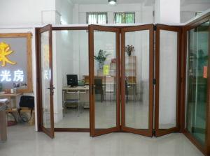 Aluminum Folding Window with Australian Standard