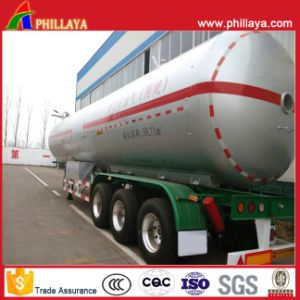 Propane Butane Gas Road Mobile Tanker LPG Tank Semi Trailer pictures & photos