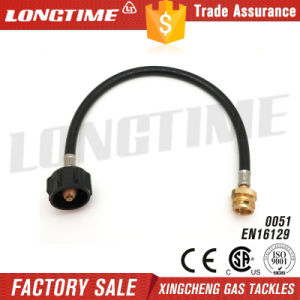 High Pressure Gas Hose with Qcc & Cga 600 (Male) Connections