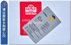 Smart Plastic IC Chip Card pictures & photos
