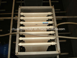 Municipal Membrane Bioreactor Wastewater Treatment pictures & photos