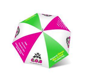 Promotion Fiber Glass Golf Umbrella (MP6007) pictures & photos