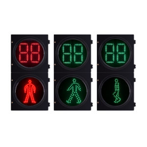 LED Light Signs Traffic Alerting