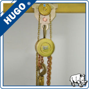 Explosion-Proof Hand Chain Hoist (HBSQ) with Copper Lifting Chains pictures & photos