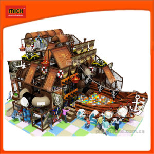 Pirate Ship Indoor Amusement Park Playground Equipment pictures & photos