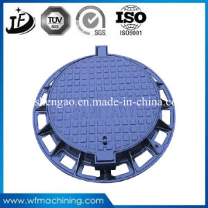 Cast Iron Water Meter Manhole Cover with Coating Service pictures & photos