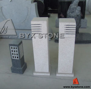 Stone Lamp Granite Garden Lantern / Candle Stone Lanterns pictures & photos