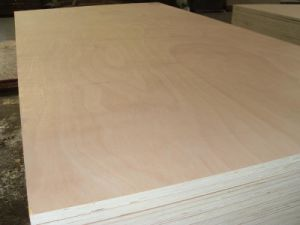 Hardwood Face and Back Plywood, Poplar Core pictures & photos