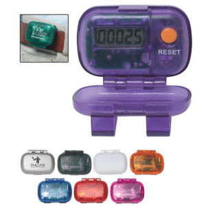 Multi-Function Pedometer with Easy to Read Display pictures & photos