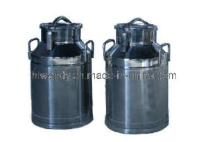 Stainless Steel Milk Can for Milk Storage and Transport pictures & photos