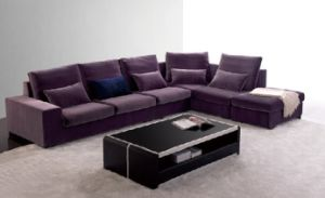 Home Use Fabric Sofa (S913)
