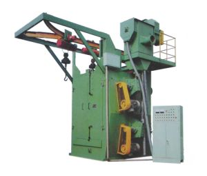 Q37 Series Hook Type Shot Blasting Machine Small Sand Blasting Machine pictures & photos