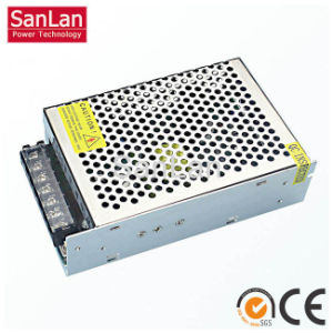 12V 6.3A Factory Sales Switching Power Supply (SL-75-12)