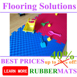 Playground Interlock EVA Flooring Mat Colorful Tile pictures & photos