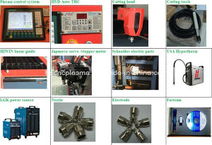 CNC Plasma Cutting Machine China pictures & photos