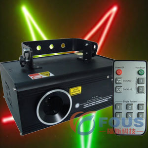 Stage Lighting / RGY Animation Laser Light / Stage Laser Light / Disco Laser Light / DJ Laser Light (FS-L1010A)