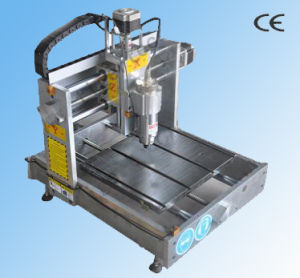 CNC Router for Metal Engraving (XE4040/6090) pictures & photos