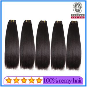 Hot Sale No Shedding Silky Straight Brazilian Hair pictures & photos