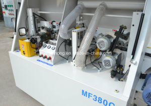 Semi Edge Bonding Machine pictures & photos