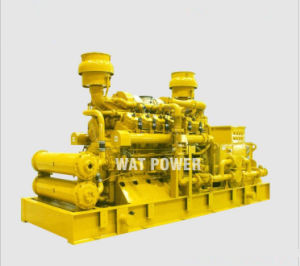 190 Series Natural Gas Generator Set pictures & photos