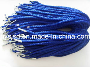 Popular New Product Polyester Shopping Bag Ropes with Meal End pictures & photos