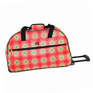 2017 New Design Trolley Duffle Bag with Different Patterns pictures & photos