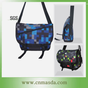 600d Polyester Fashionable Messenger Bag (WS13B358)