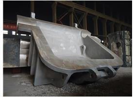Coal Mill Roller Cover