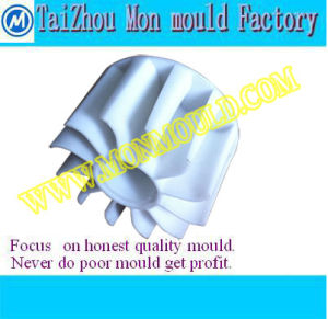 Plastic Injection PP+Gf/ABS+Gf/PA+Gf Industrial Fan Mold pictures & photos