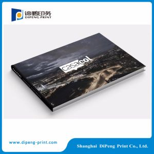 A4 Hard Cover Landscape Catalogue Printing pictures & photos
