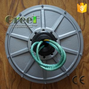 Axial Flux Permanent Magnet Generator for Vertical Wind Turbine pictures & photos