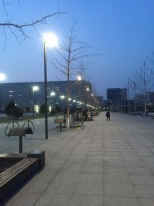 Outside Street Lights Solar LED Street Light Housing Aluminum pictures & photos
