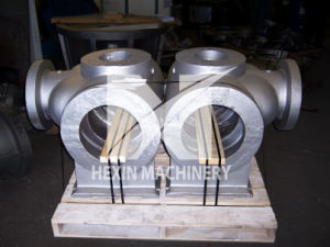 Pump Housing Body Castings by Investment Casting pictures & photos