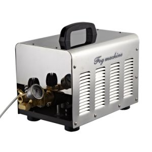 20 Nozzles High Pressure Misting System Fog Machine for Outdoor Space pictures & photos